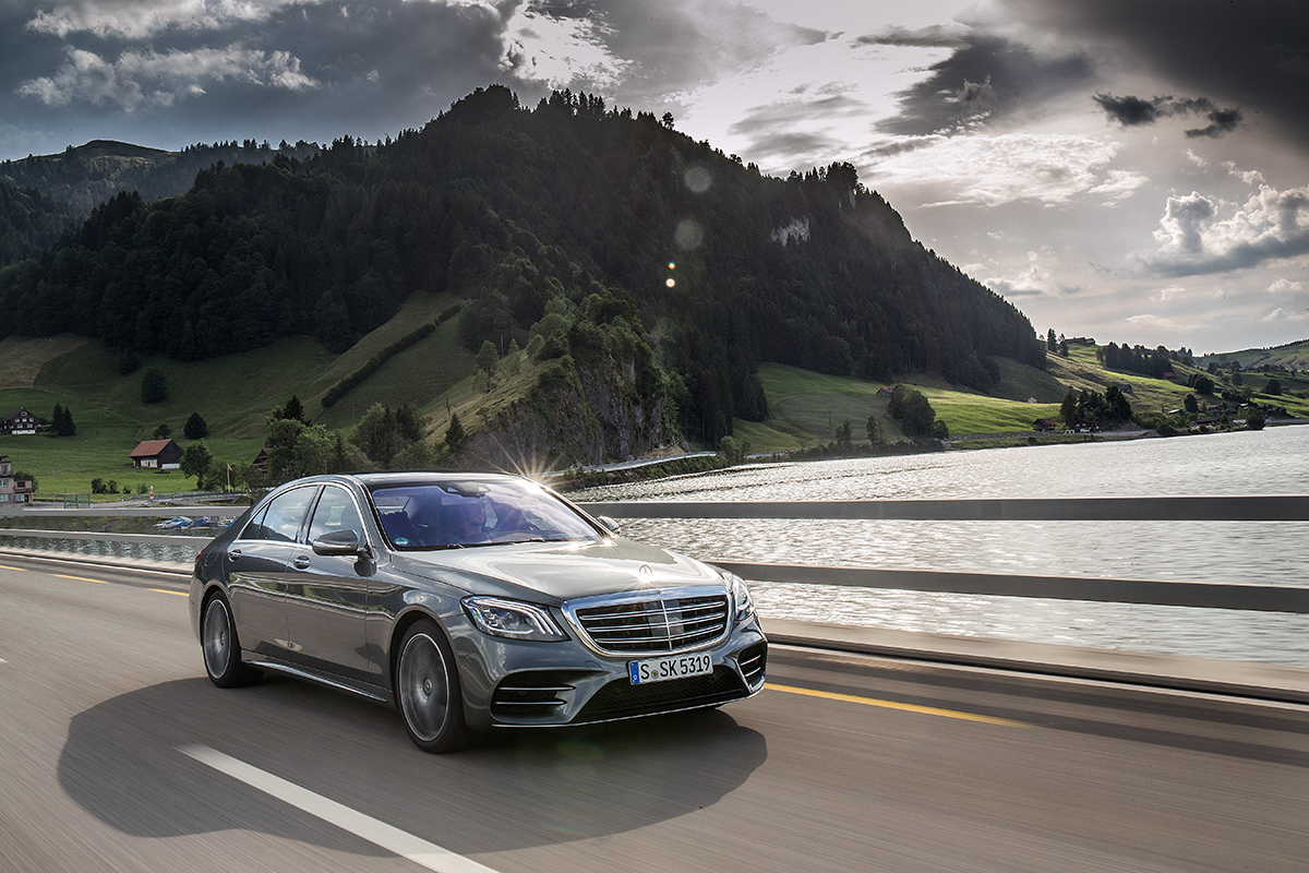 2018. սեպտեմբերին Mercedes-Benz-ը վաճառել է 202,819 մեքենա