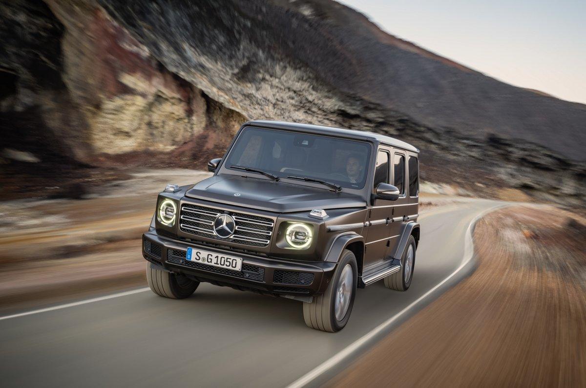 Mercedes-Benz-ը ներկայացրել է նոր G-դասը