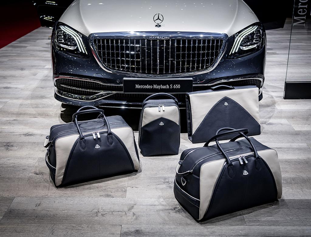 Mercedes-Benz-ը ներկայացրել է Maybach աքսեսուարների շքեղ հավաքածուն