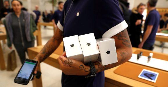Apple կորպորացիայի զուտ շահույթն աճել է 25.3%-ով