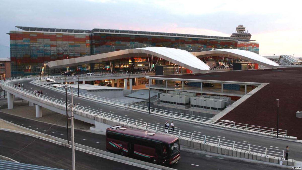 Պատմական ռեկորդ՝ Զվարթնոց օդանավակայանում