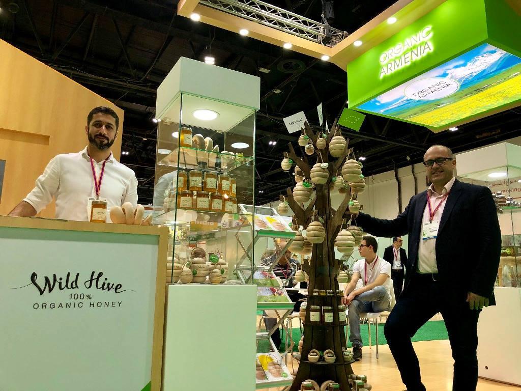Հայկական արտադրողները մասնակցում են Դուբայի MENOPE 2018 միջազգային ցուցահանդեսին