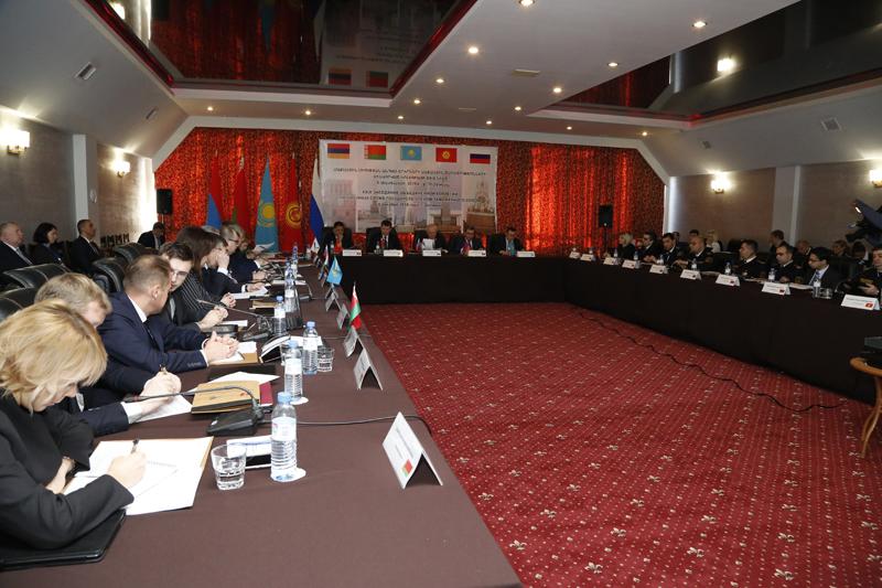 ՊԵԿ. կայացել է ԵԱՏՄ անդամ պետությունների մաքսային ծառայությունների միավորված կոլեգիայի 29-րդ նիստը