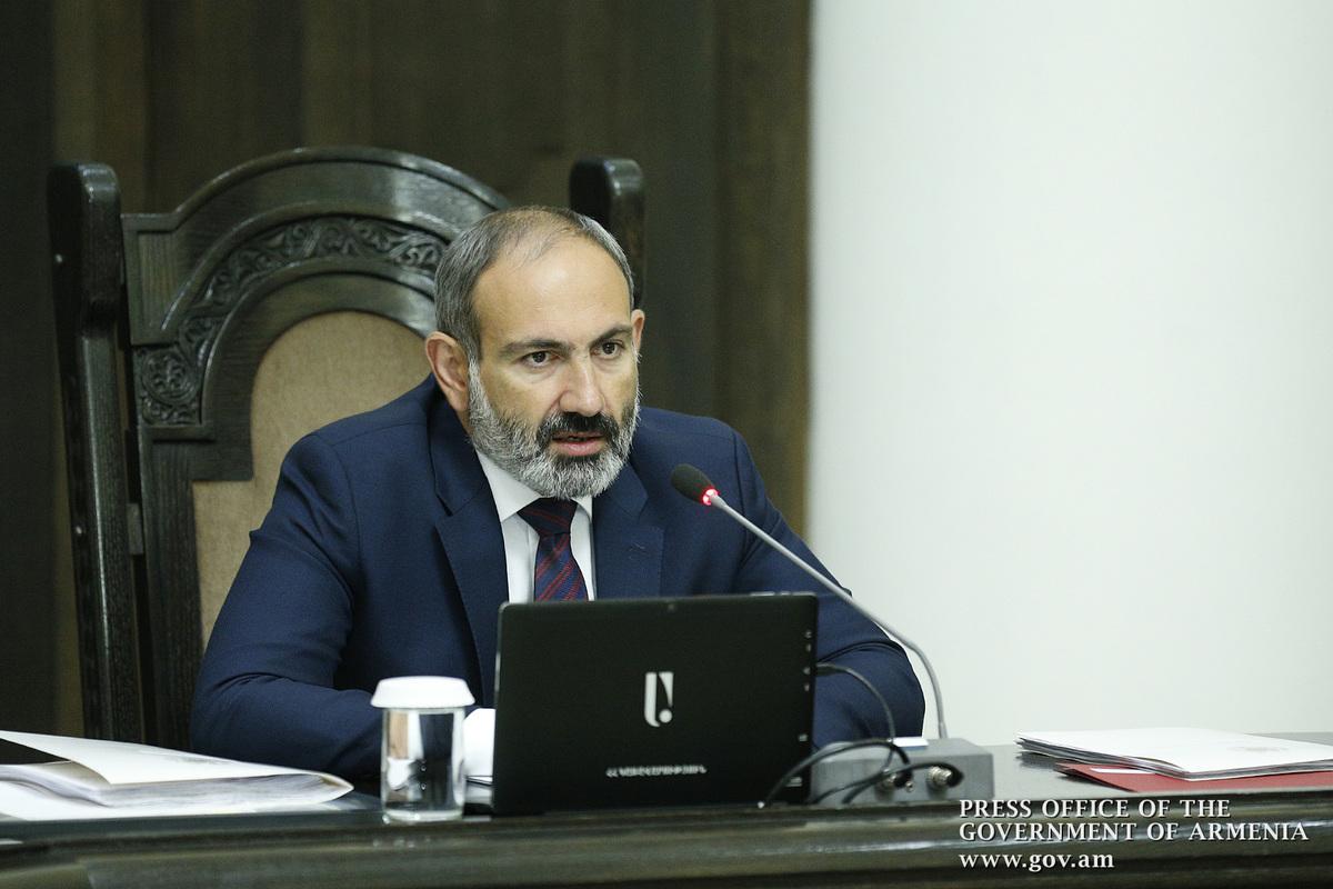 ՀՀ կառավարության նիստ - 02.08.2018. ուղիղ միացում