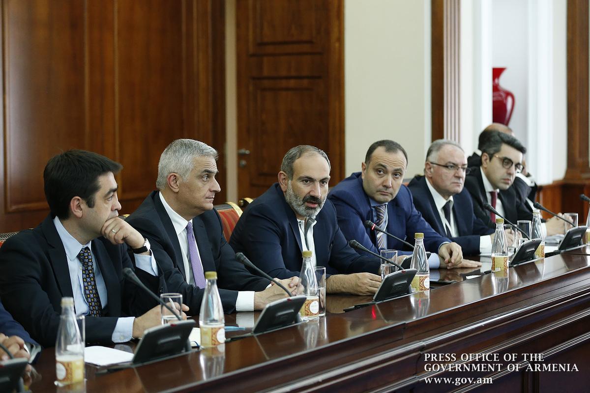 Փաշինյան․ էներգետիկայի շուրջ Ռուսաստանի գործընկերների հետ համագործակցված աշխատանք է տարվում