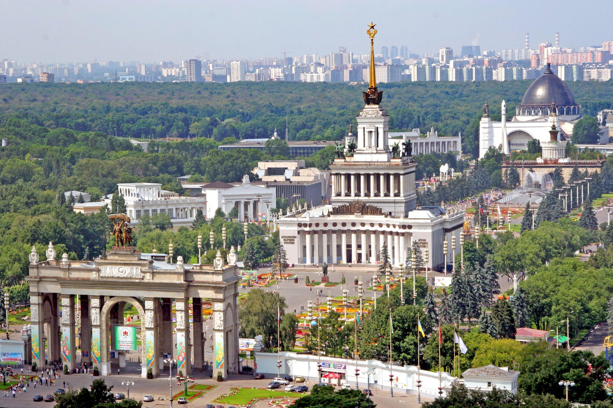 Տաշիրը խումբը 380 մլն դոլար կներդնի Մոսկվայի ВДНХ-ի արդիականացման ծրագրում