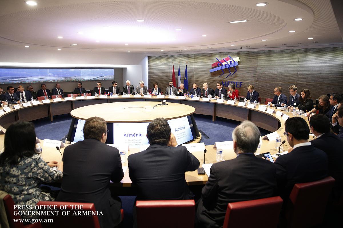Փաշինյան․ Գործադիրի նպատակն է Հայաստանն ագրարային երկրից վերածել բարձր տեխնոլոգիական երկրի