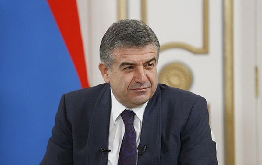 Կարեն Կարապետյանը նշանակվեց ՀՀ առաջին փոխվարչապետ