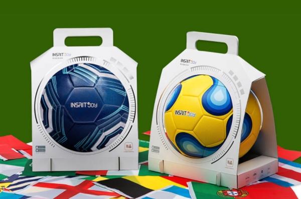 Xiaomi-ն առաջարկում է նոր՝ «խելացի» Insait Joy Smart Football գնդակը