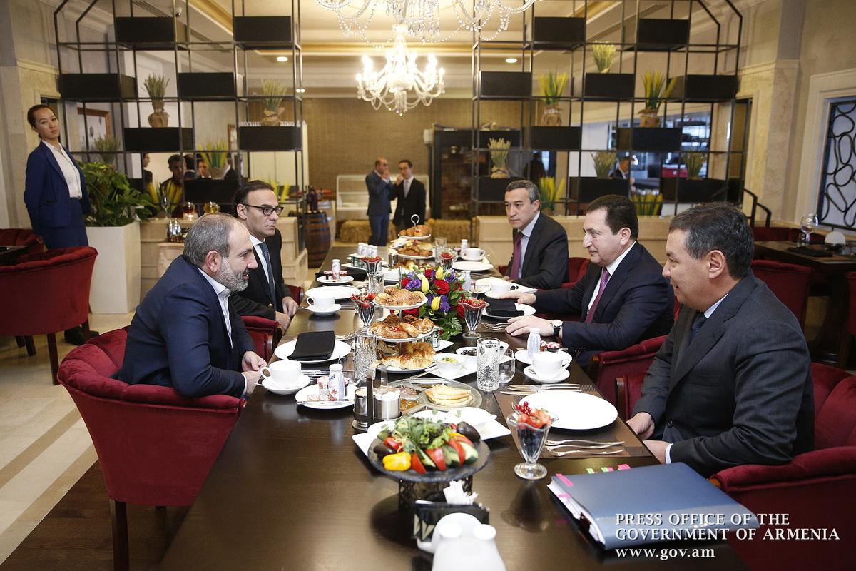 Քննարկվել են էներգակիրների ոլորտում հայ-ղազախական համագործակցության զարգացման հեռանկարները