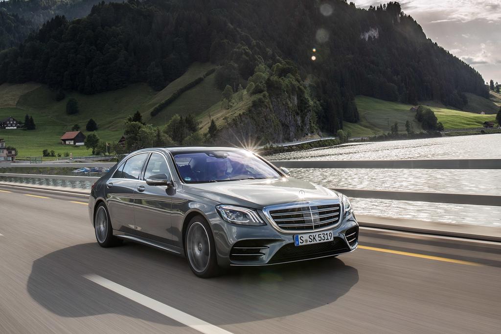 2017թ.-ին Mercedes-Benz-ի վաճառքներն աճել են 9.9%-ով և կազմել 2.3 մլն մեքենա