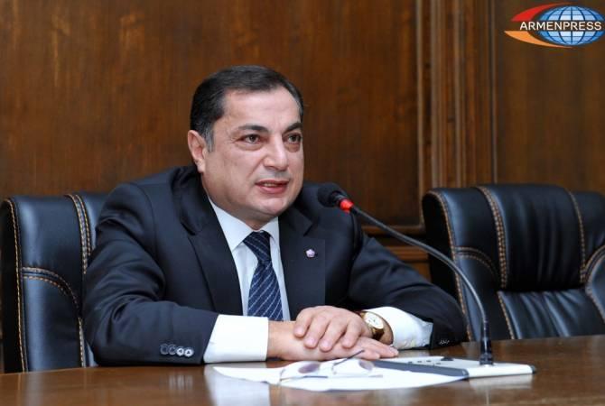 Վահրամ Բաղդասարյան. Հայաստանում առկա գնաճը վերահսկելի է