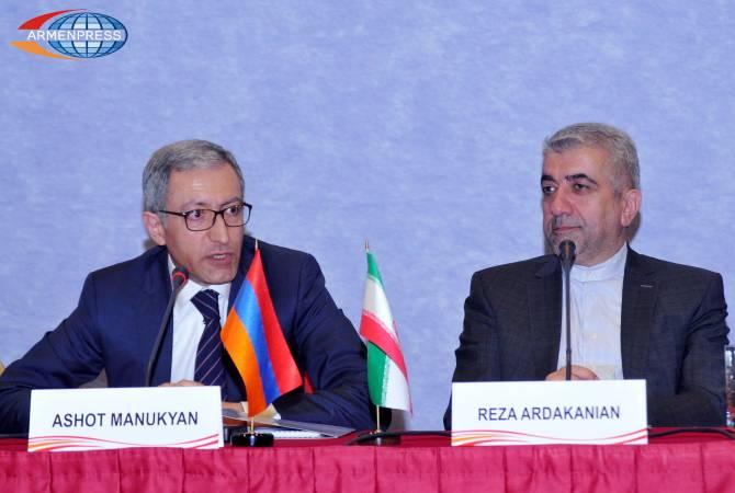 Իրանցի նախարարը ԵԱՏՄ-ի հետ ազատ առևտրի գոտու բանակցությունների արդյունքն ակնկալում է մոտ ապագայում