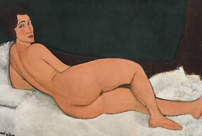 Մոդիլյանիի «Պառկած մերկ կինը» նկարը վաճառվել է 157.2 մլն դոլարով