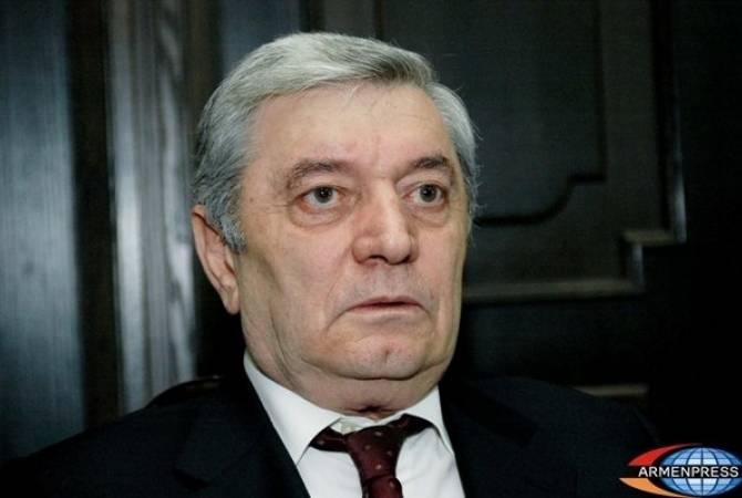 Ֆելիքս Ցոլակյանը լքեց ՀՀԿ խմբակցությունը