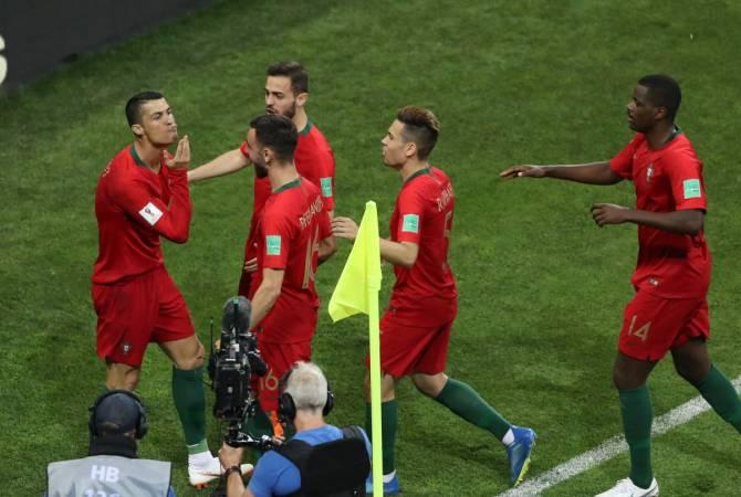 Ֆուտբոլի Աշխարհի Առաջնություն. Ռոնալդուն հեթ-տրիկի հեղինակ - Պորտուգալիա-Իսպանիա՝ ոչ-ոքի