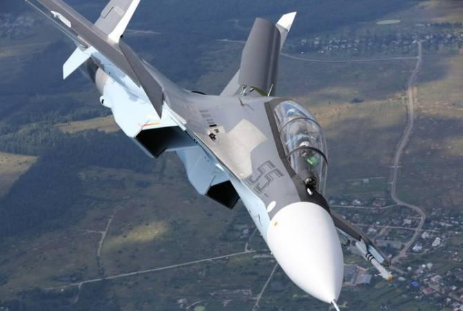«Կոմերսանտ»․ Ռուսաստանը մտադիր է Հայաստանին մատակարարել Су-30СМ մարտական ինքնաթիռներ