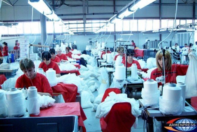 Տրիկոտաժի արտադրության ոլորտում կստեղծվեն նոր աշխատատեղեր
