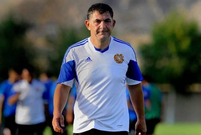 Արմեն Գյուլբուդաղյանցը նշանակվել է Հայաստանի ֆուտբոլի ազգային հավաքականի գլխավոր մարզիչ