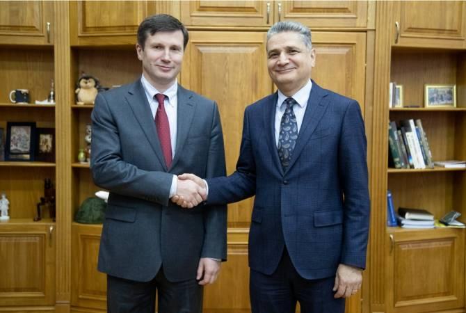 Տիգրան Սարգսյանը ներկայացրել է ԵԱՏՄ-ի խնդիրները և մատնանշել լուծման ուղիները