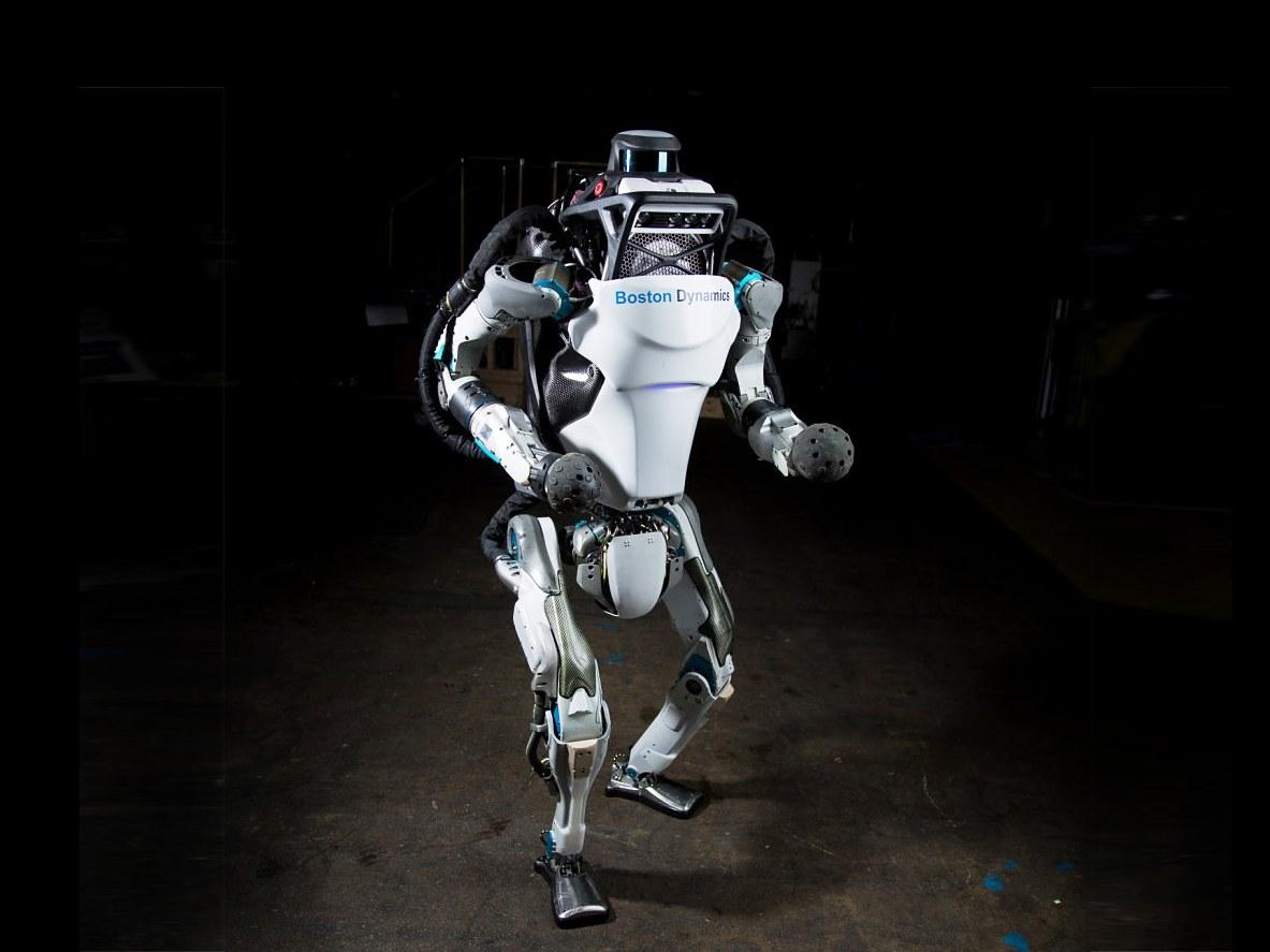Boston Dynamics-ը ցուցադրել է ռոբոտների նոր կարողությունները