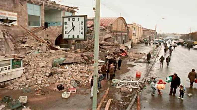 Դեկտեմբերի 7-ը կարող է նշվել որպես երկրաշարժի զոհերի հիշատակի և աղետներին դիմակայունության օր