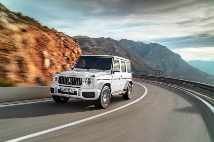 Ներկայացվել է Mercedes-Benz-ի նոր G դասի AMG տարբերակը