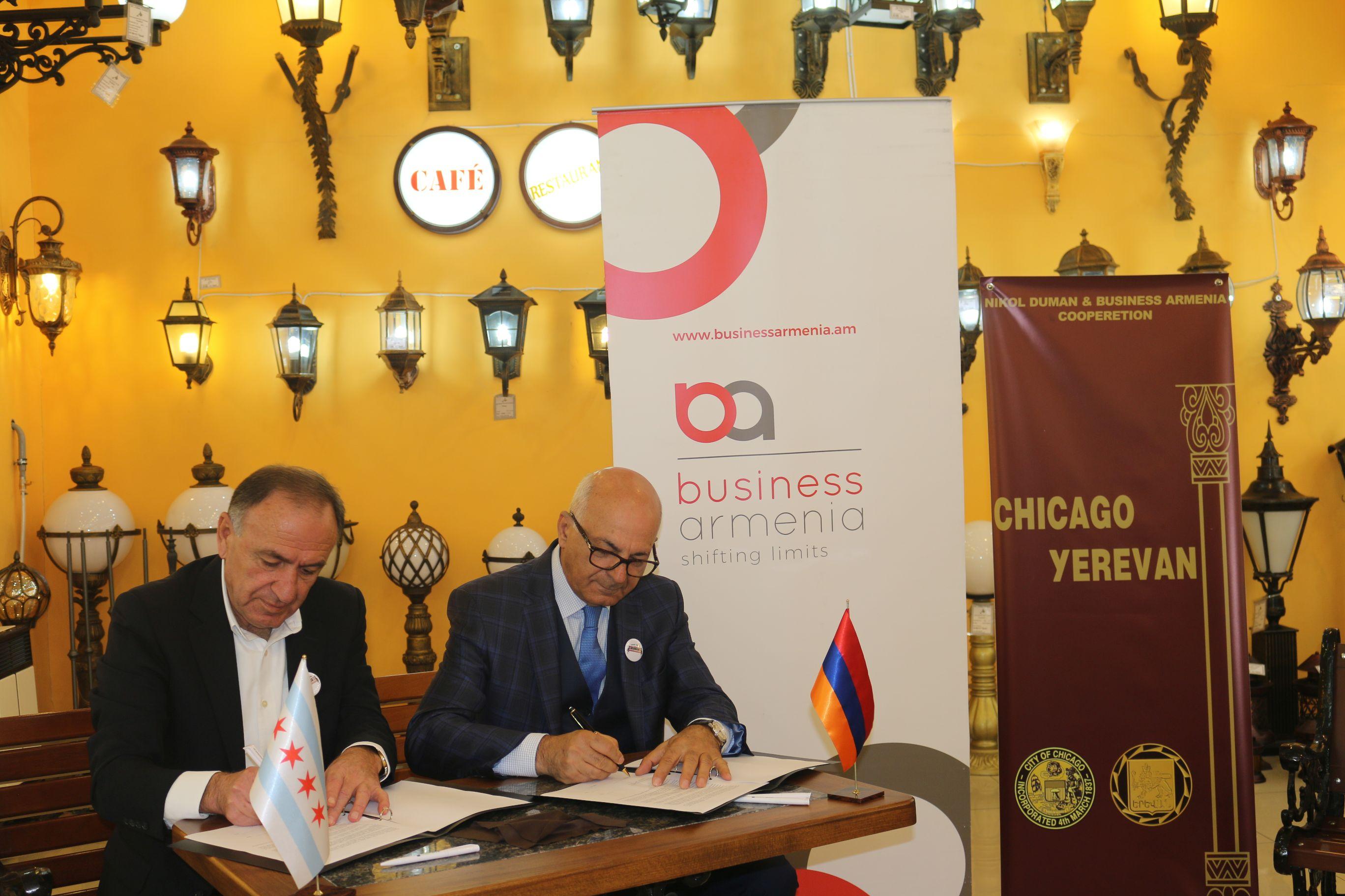 ԱՄՆ մի շարք քաղաքներում Հայաստանի մասին հուշող անկյուններ կբացվեն