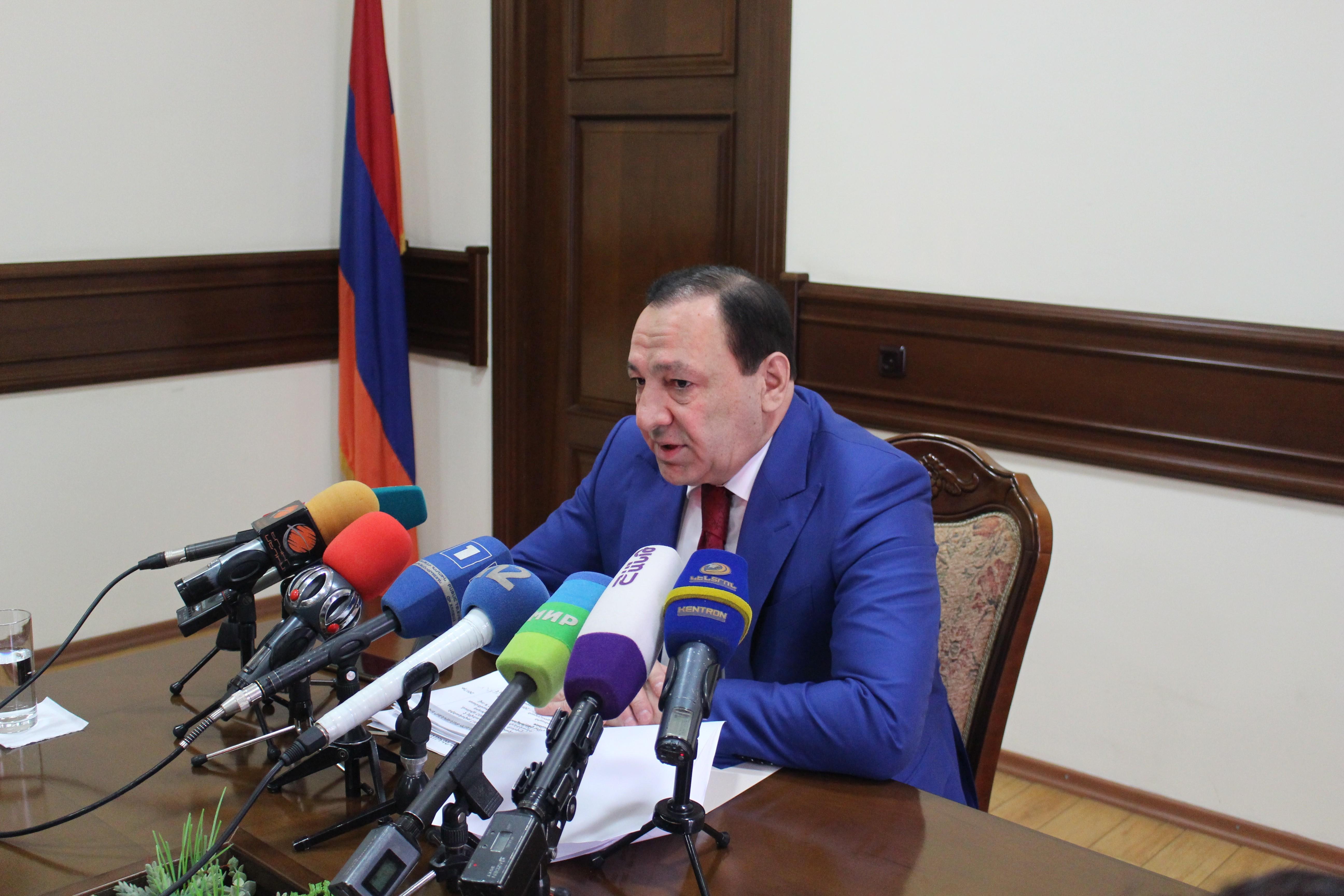 2017թ.-ին բնակարանների միջին գները Երևան քաղաքում նվազել են 3.5%-ով