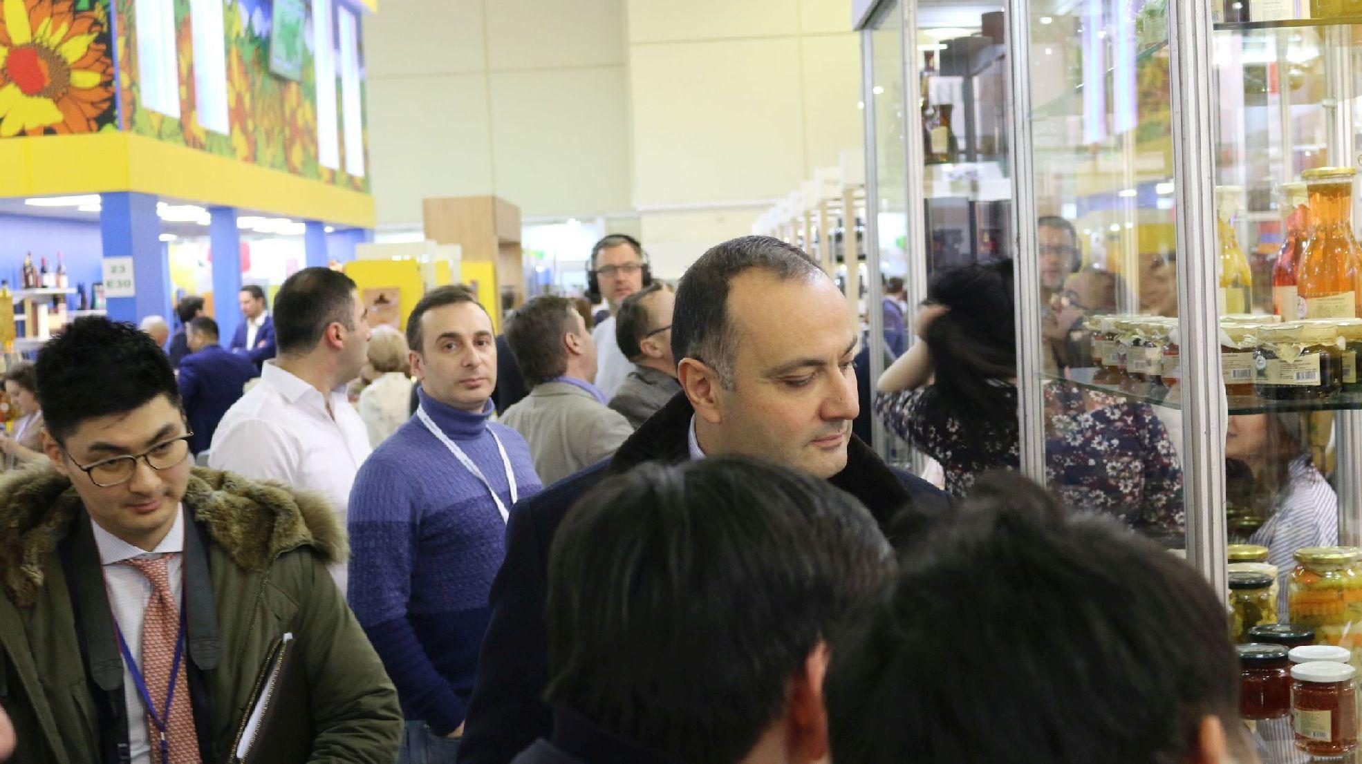 Հայկական 21 արտադրող ընկերություն ներկայացված են Մոսկվայում ընթացող «ProdExpo2018» միջազգային ցուցահանդեսում
