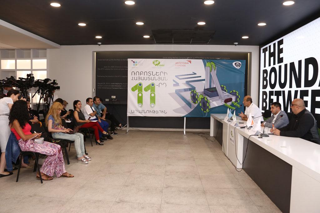 Հայաստանը պետք է դարձնել ռոբոտների առաջնության կենտրոն․ 11-րդ անգամ կանցկացվի ռոբոտաշինության մրցույթ