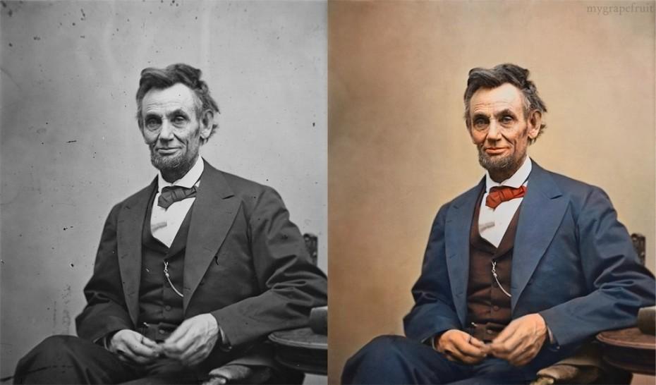 Google Photos համակարգը սովորել է գունավորել անգույն լուսանկարները