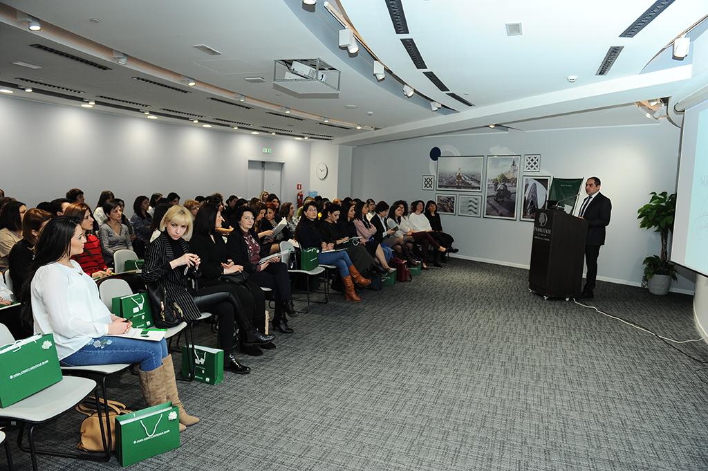 ԱԿԲԱ-ԿՐԵԴԻՏ ԱԳՐԻԿՈԼ ԲԱՆԿ. «Կանայք բիզնեսում»՝ Նոր ծրագիր գործարար կանանց համար