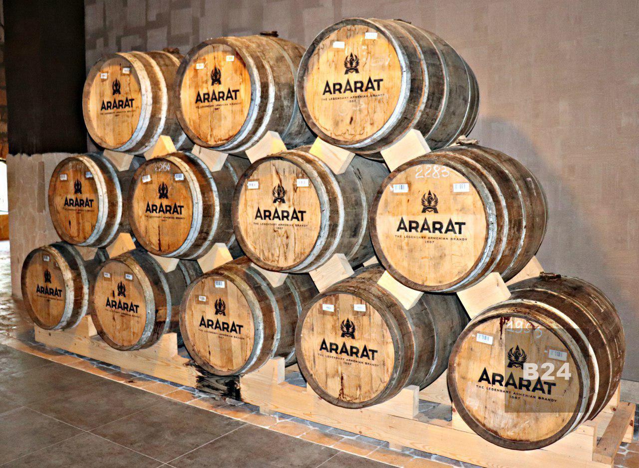 2019թ. հունվար-նոյեմբերին Հայաստանում կոնյակի արտադրությունն աճել է 40.9%-ով