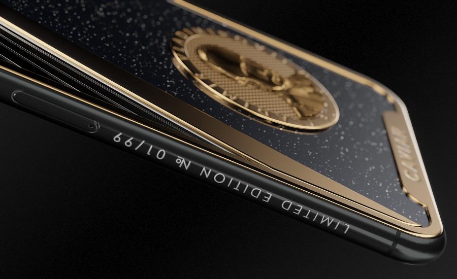 Թողարկվել է iPhone X-ի Titanium Putin Ultimatum ոսկե տարբերակը