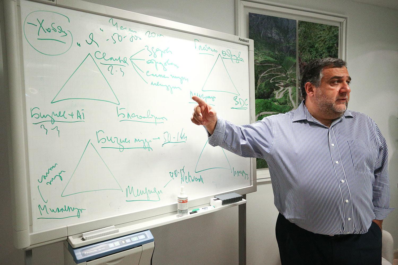 Ռուբեն Վարդանյանն ու Գագիկ Ադիբեկյանը կիսում են բիզնեսը
