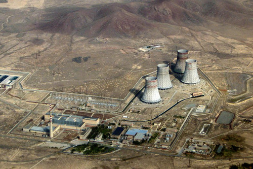 Ատոմային էներգետիկայի ոլորտում Հայաստանը բանակցություններ է վարում ռուսական, չինական և ֆրանսիական ներդրողների հետ