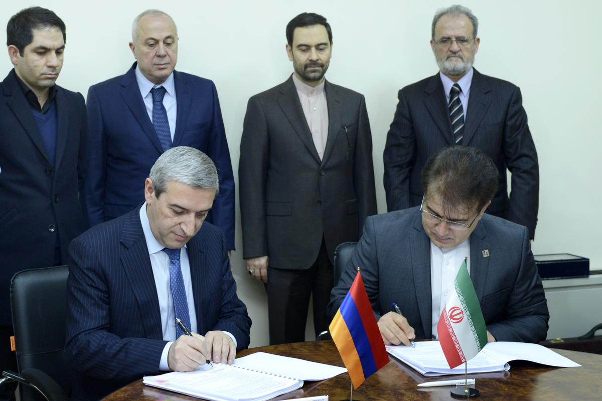 Ստորագրվել է Բագրատաշենի կամրջի նախագծման և շինարարության պայմանագիրը