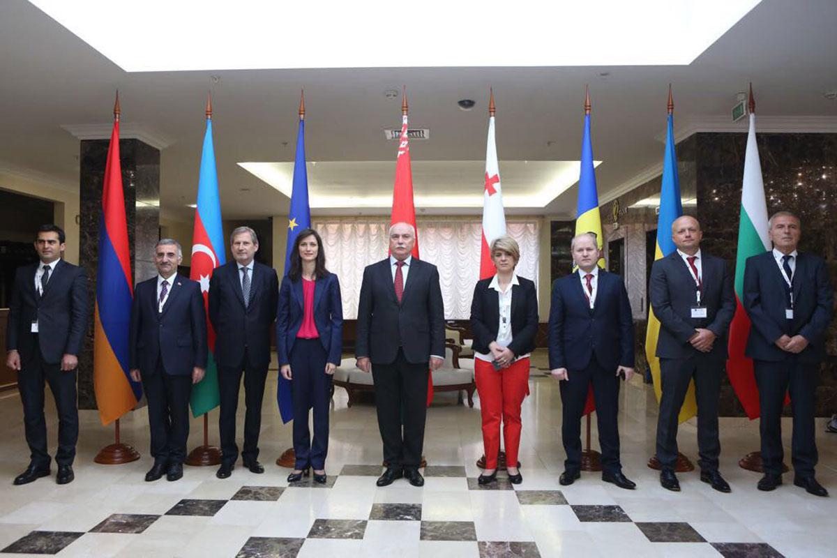 Աշոտ Հակոբյանը Մինսկում մասնակցում է Արևելյան գործընկերության երկրների թվային տնտեսության նախարարական ոչ պաշտոնական հանդիպմանը