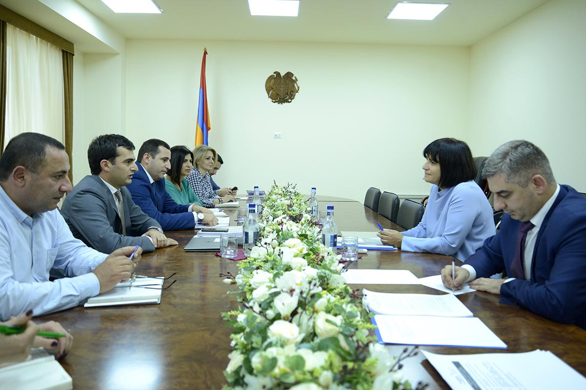 Նախարար Հակոբ Արշակյանը կարևորել է ԵԱՏՄ ծրագրերում Հայաստանի ինտեգրման անհրաժեշտությունը
