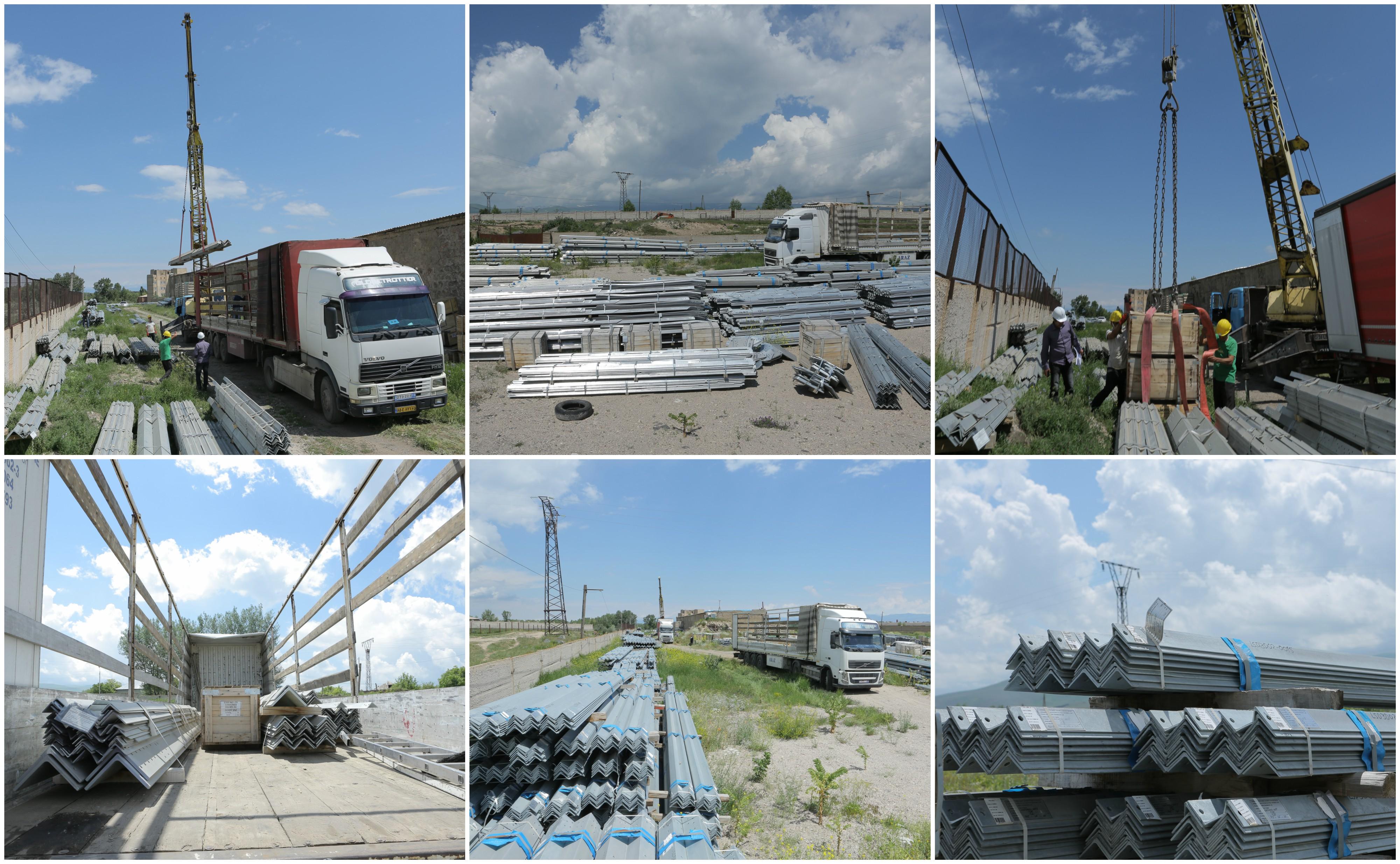 Իրան-Հայաստան 400 կՎ լարման էլեկտրահաղորդման օդային գծի և ենթակայանի կառուցման աշխատանքները նոր թափ են ստացել