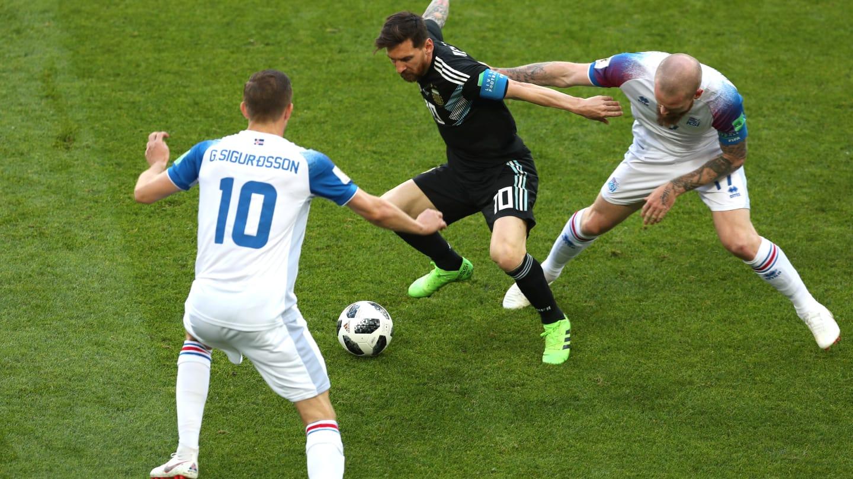 Ֆուտբոլի Աշխարհի Առաջնություն. Արգենտինան - Իսլանդիա՝ ոչ-ոքի