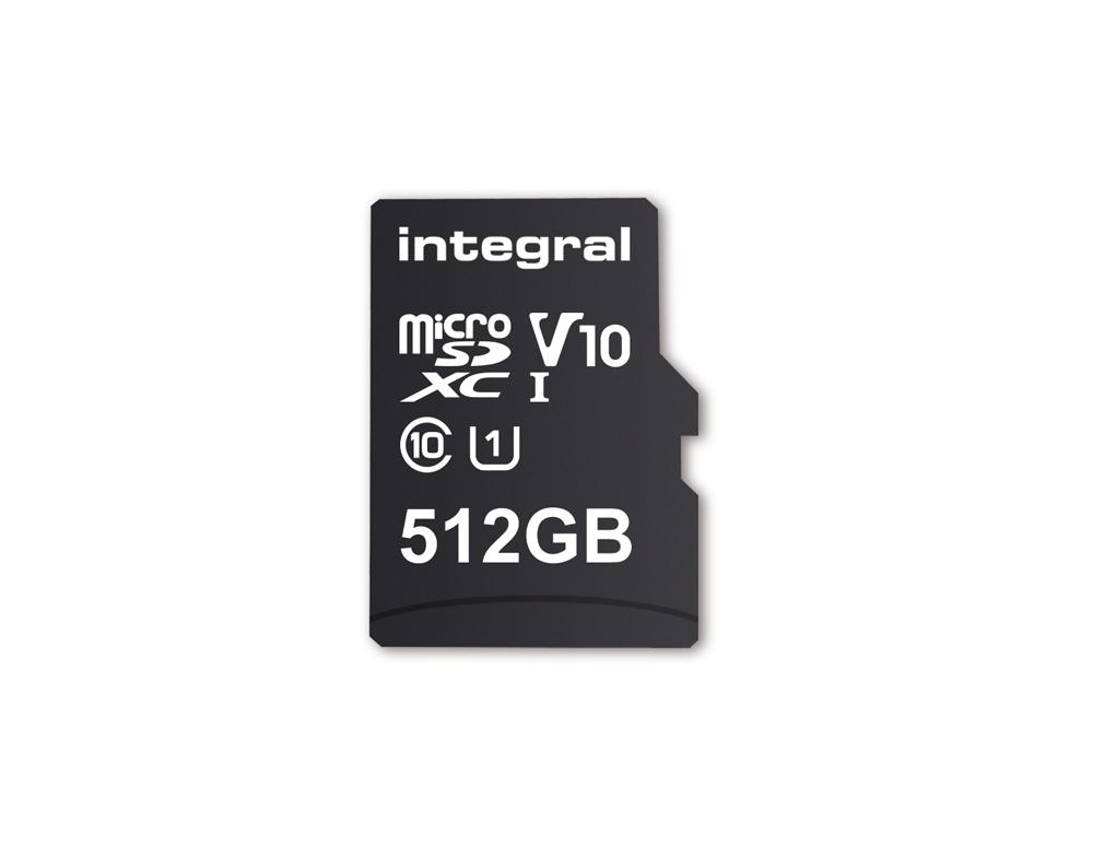 Ներկայացվել է 512GB հիշողությամբ առաջին microSD քարտը