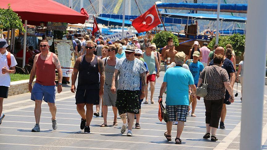 Թուրքիան շարունակում է գրավել ռուս զբոսաշրջիկներին