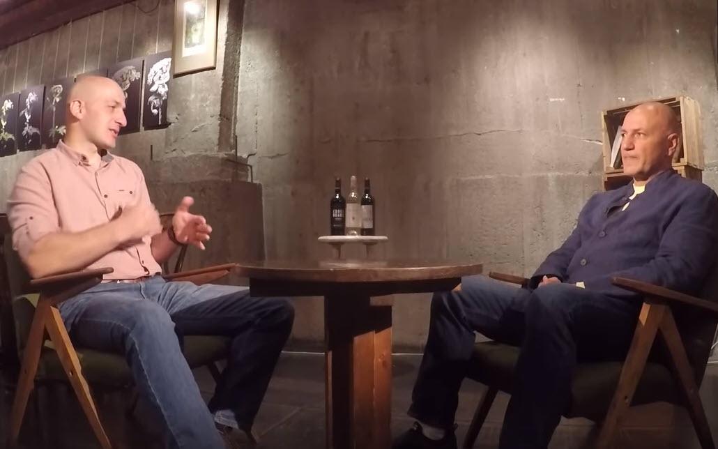 Business Inside. Մենեջմենթի, գինու ու ռեստորանային բիզնեսի մասին. տեսանյութ