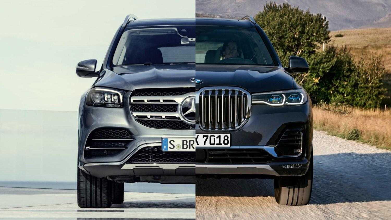 Բրենդային պատերազմներ. Mercedes-Benz GLS, թե՞ BMW X7