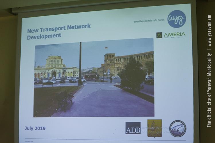 Երևանի նոր տրանսպորտային ցանցը կունենա 42 ավտոբուսային երթուղի