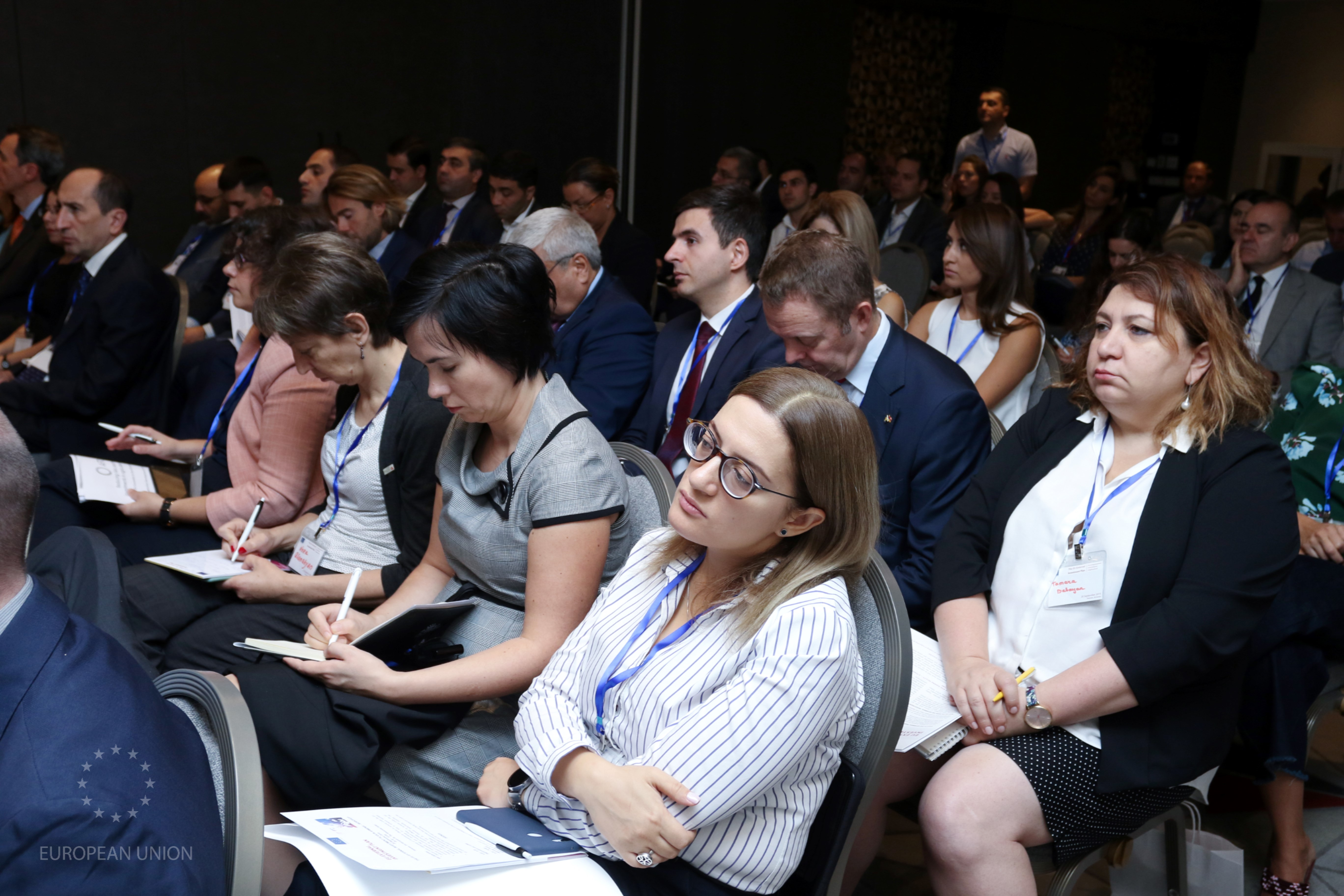 Երևանում տեղի է ունեցել ԵՄ Արտաքին ներդրումային պլանի մեկնարկային միջոցառումը․