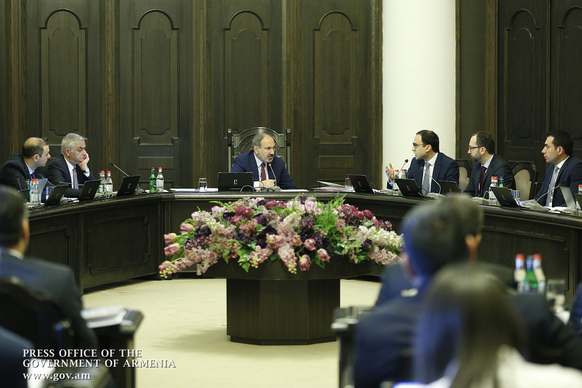 Հավանության է արժանացել Հայաստանի գործարար միջավայրի բարելավման միջոցառումների ծրագիրը