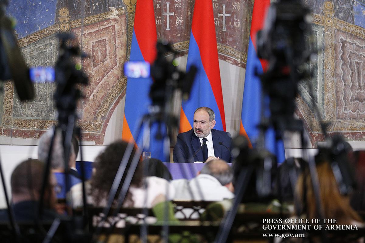 Նիկոլ Փաշինյան. 100 փաստ Նոր Հայաստանի մասին